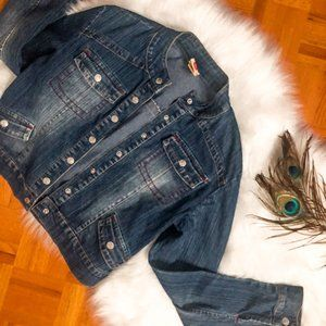 Mossimo Blue Jean Jacket
